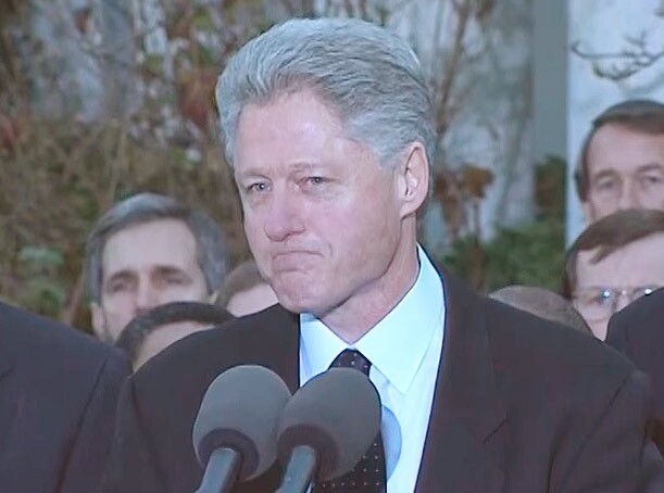 Clinton Post-Impeachment Press Conference
