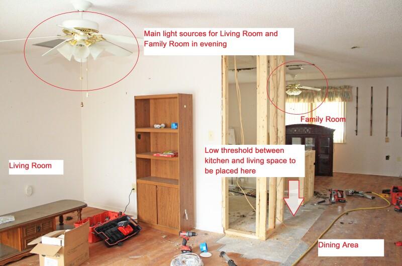 Overall Lighting and Flooring