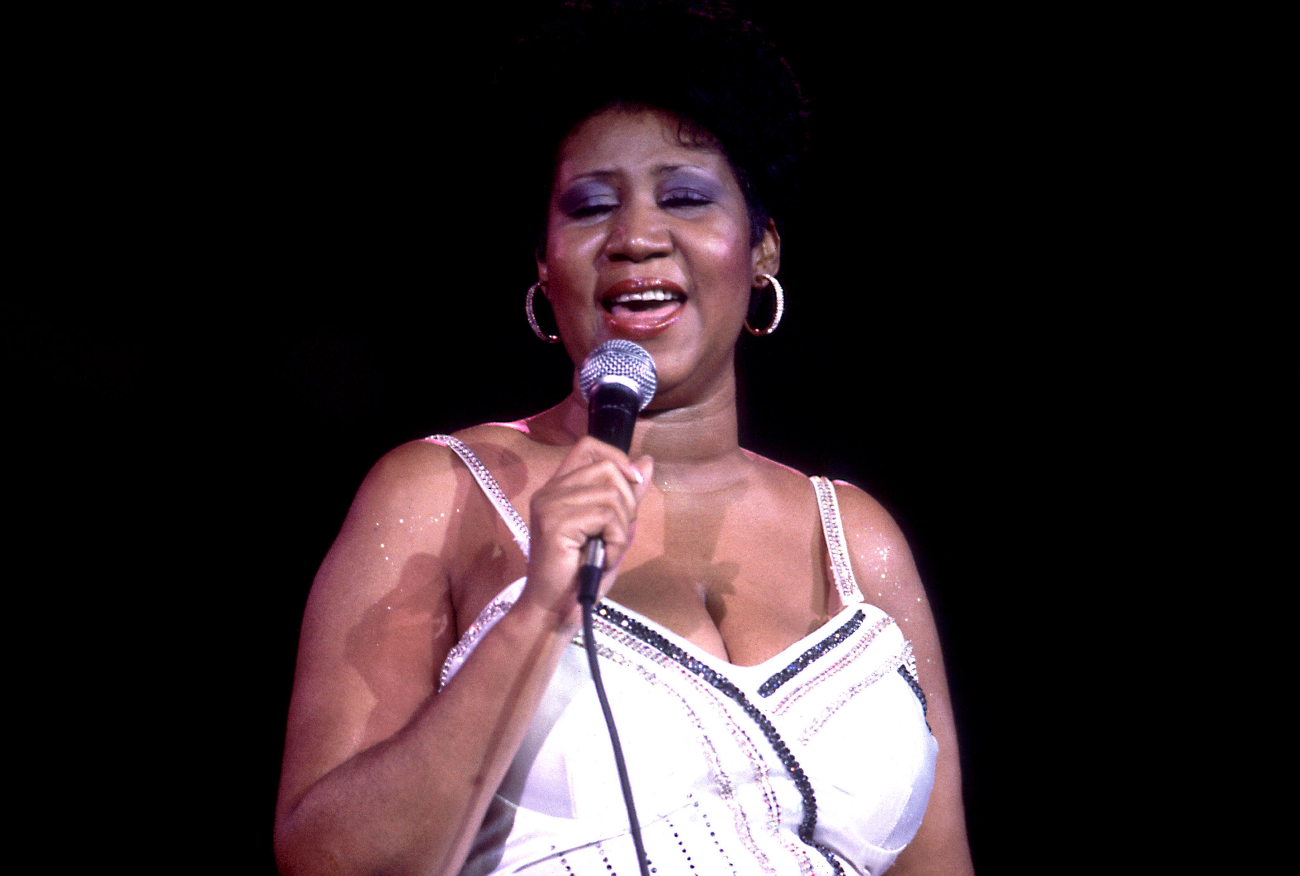 AARP, Sisters, Hoop Earrings, Aretha Franklin