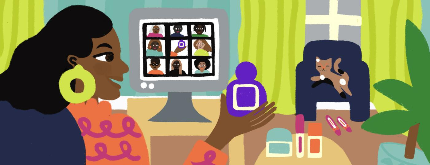 illustration_of_woman_showing_products_to_sell_at_virtual_party_by_lauren_semmer_1450x560.jpg