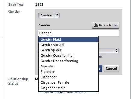 FB-gender