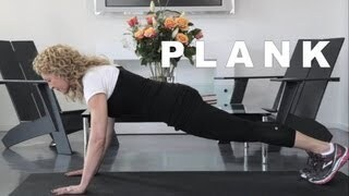 BHG doing the plank on aarp youtube channel