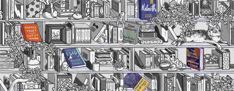 girlfriend, aarp, books