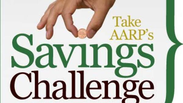 AARP savings challenge