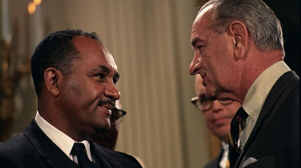clarence-mitchell-lbj