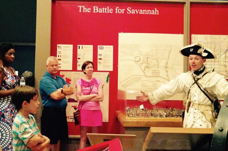 Savannah History Museum Tour