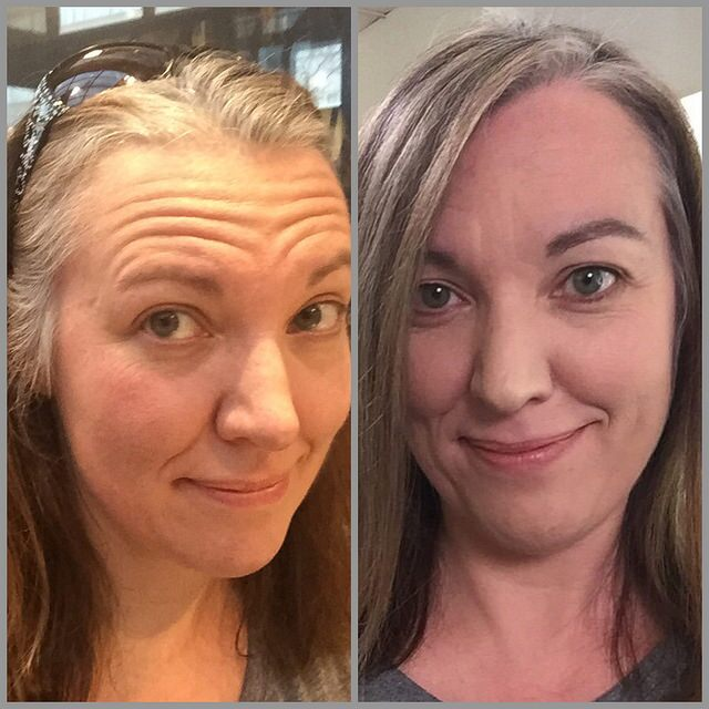 going-gray-before-after