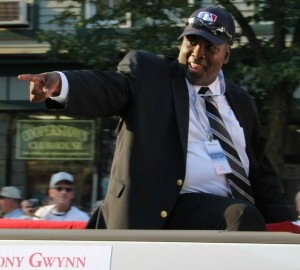 Tony Gwynn in 2011