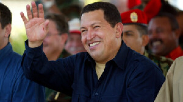 Chavez Rewards Oil Tanker Recovery Workers