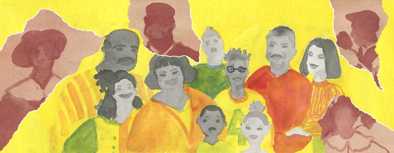 Family, ancestry, aarp, sisters