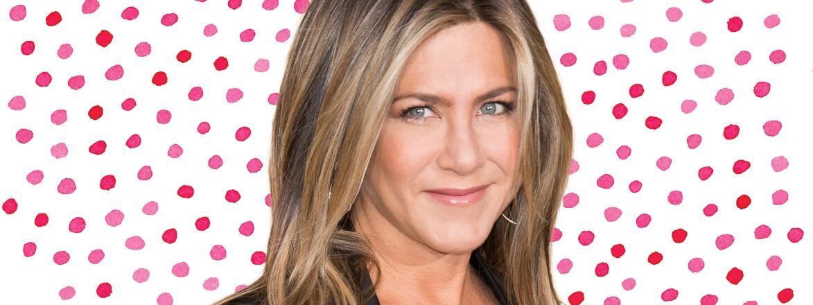 The Girlfriend Jennifer Aniston Collagen Powder eye wrinkle reduction celebrity 40 plus