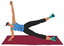 aarp, girlfriend, exercise