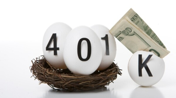 """401K """"Nest egg"""" retirement funds"""