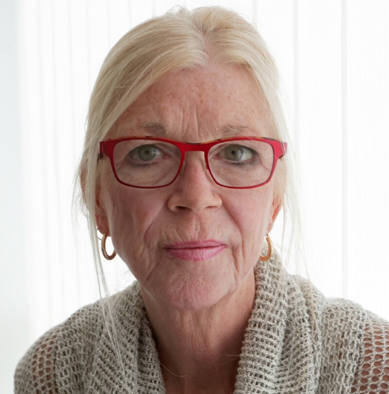 Laurie Ahern, 2015 Purpose Prize winner. Credit: Encore.org; EMBARGOED TILL NOV. 13, 2015