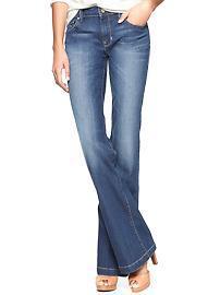 1969 long & lean jeans - medium wash