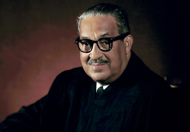 Thurgood Marshall, U.S. Supreme Court