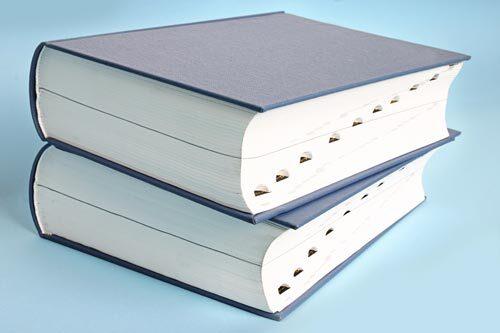 Dictionary via iStock
