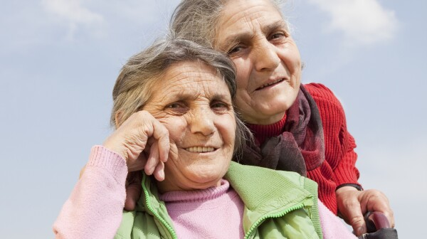 Study of older female twins shows caregiving does not directly cause stress