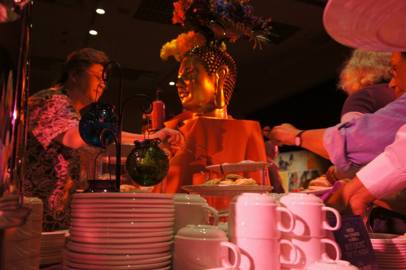 Marigold Hotel' High Tea at the Movies for Grownups Film Festival