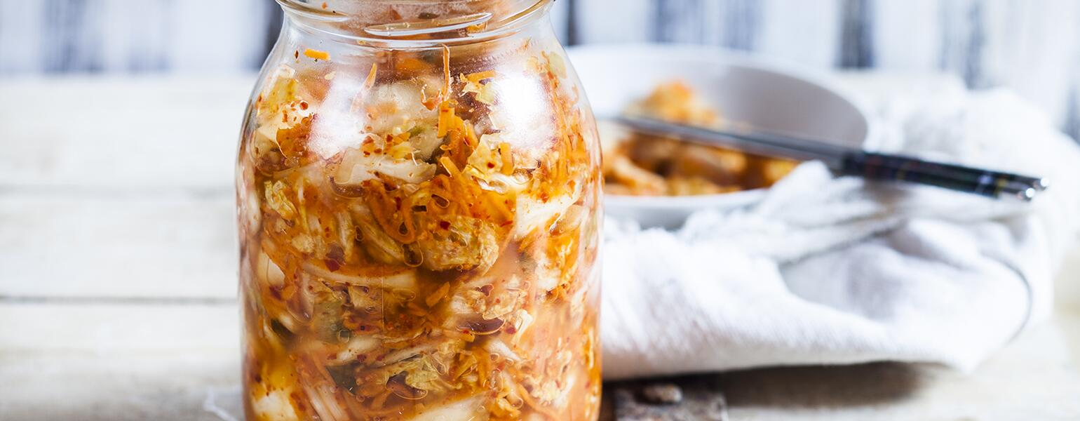 AARP, The Girlfriend, Fermented Foods, kimchi, Sauerkraut, Tempeh, keifir