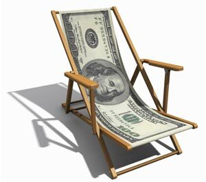 300-deck-chair-100-dollar-bill