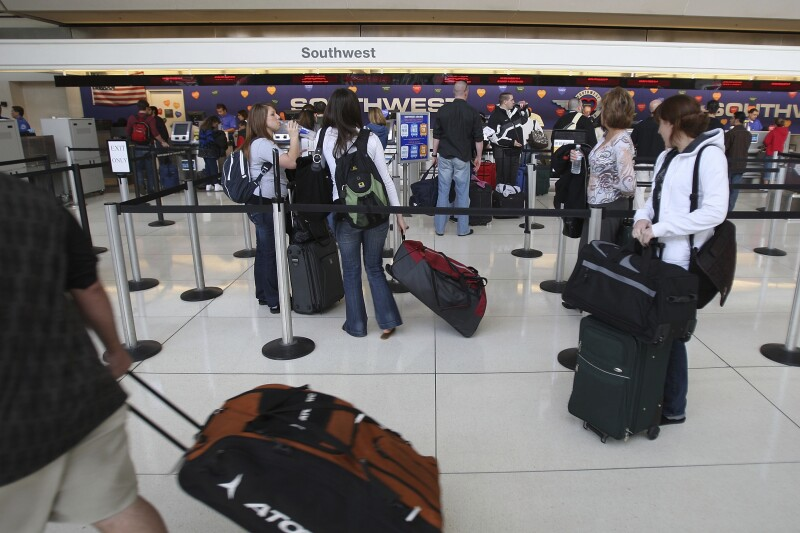 Economic Downturn Causes Drop In Thanksgiving Travel, AAA Report