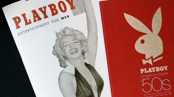 Marilyn Monroe and Playboy complete DVD set
