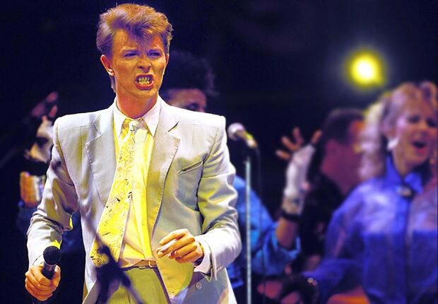 David Bowie Live Aid 1985