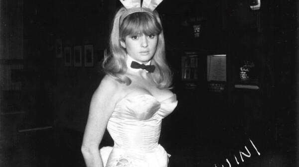 Wini Hammond in Bunny Girl Attire