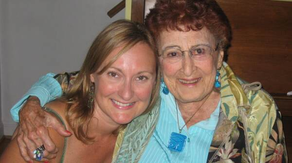 We all have people who inspire and influence us as role models in how we care for our loved ones. Amy describes an amazing woman who was her role model for caregiving.