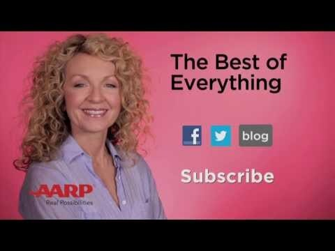 Photo of AARP YouTube Series with BHG