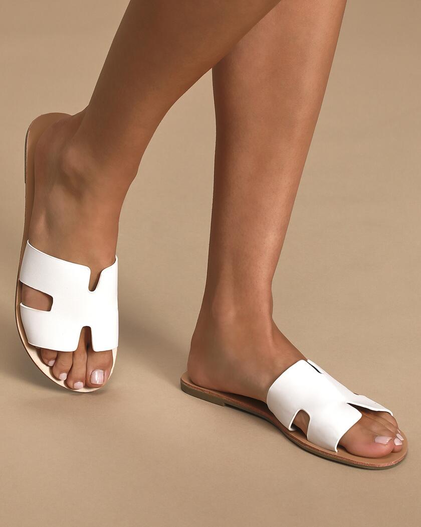 Lulus_Saxon White Slide Sandals.jpg