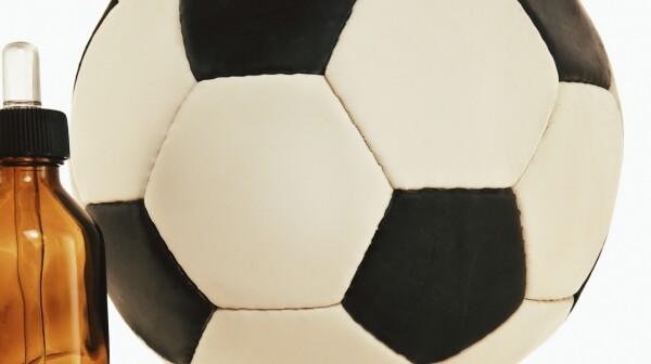 Fútbol y dóping