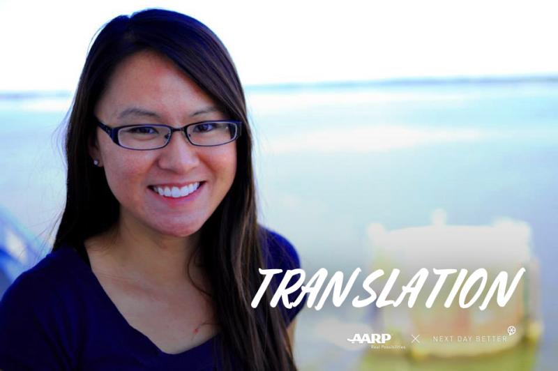 #AAPIshareyourcare - Amy Wu