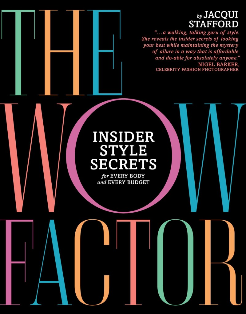 Wow Factor Book Cover