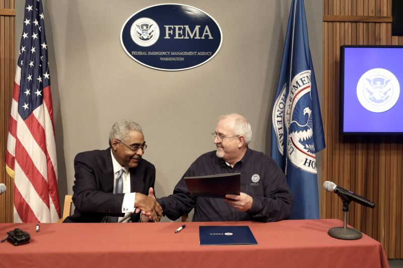 AARP and FEMA form a Partnership in Disaster Relief