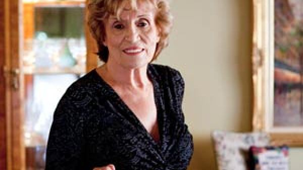 Marie Kolstad had breast implants inserted at 83 years old