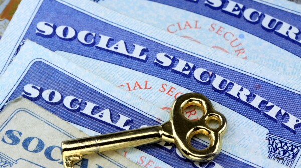 The key to social security benefits