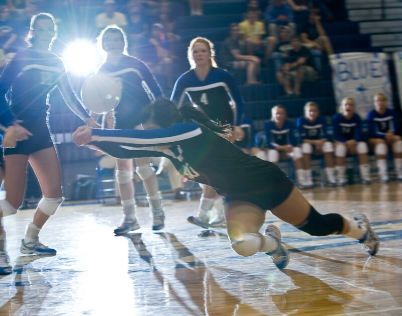 volleyball By Joe Duty on Flickr
