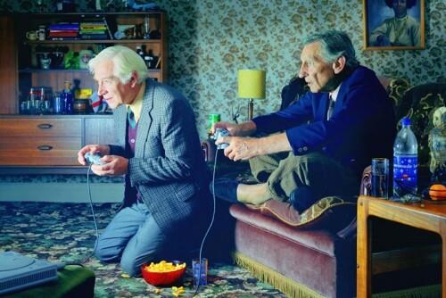 senior gamers