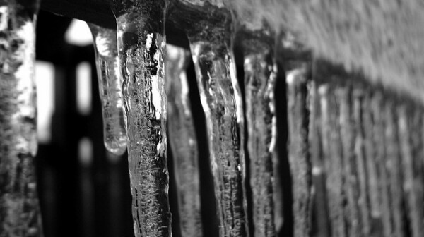 Icicles are beautiful, but on a house they can be a sign of inadequate attic insulation.