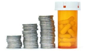 Price of prescription drugs rising