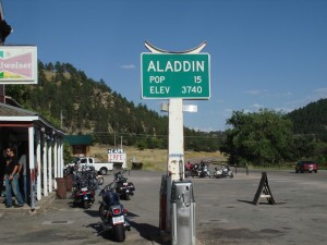 Aladdin, Wyoming