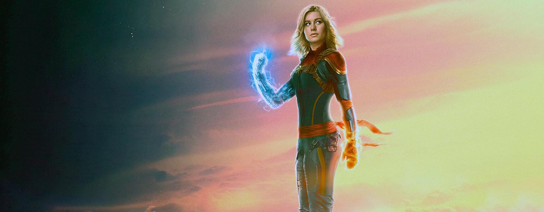 A photo of 2019 movie Captain Marvel.