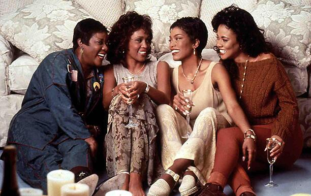 Waiting To Exhale - Warten Auf Mr. Right  Waiting To Exhale  Loretta Devine, Whitney Houston, Angela Bassett, Lela Rochon Doch