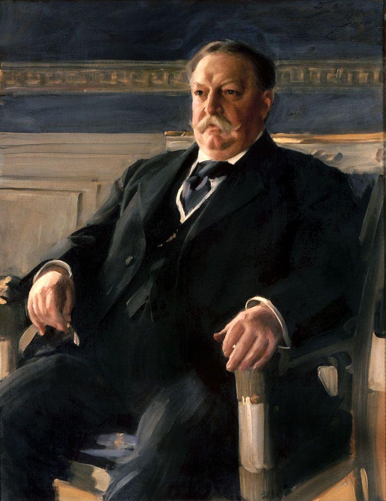 Taft-WH-portrait