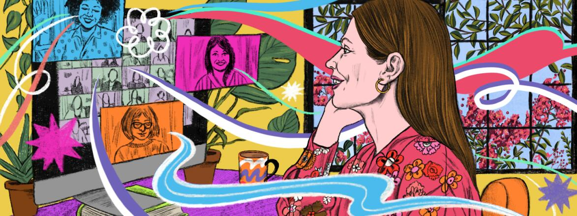illustration_of_woman_on_computer_chatting_with_her_friends_online_by_Dilek_Design_1440x560.jpg
