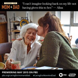 'Caring for Mom and Dad' PBS Documentary