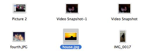 JPEG titled on desktop