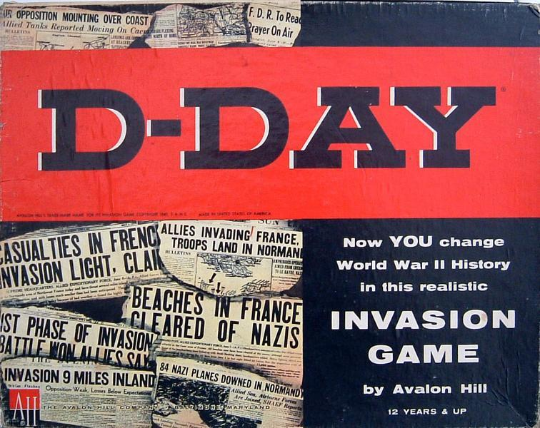 D-Day_game_box_1961